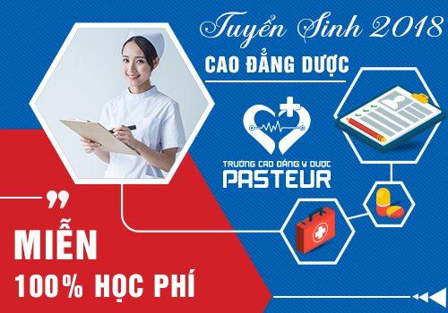 Học Cao đẳng Dược tại Trường Cao đẳng Y Dược Pasteur