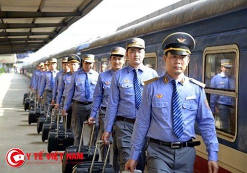 Nhân viên đường sắt sẽ phải khám sức khoẻ