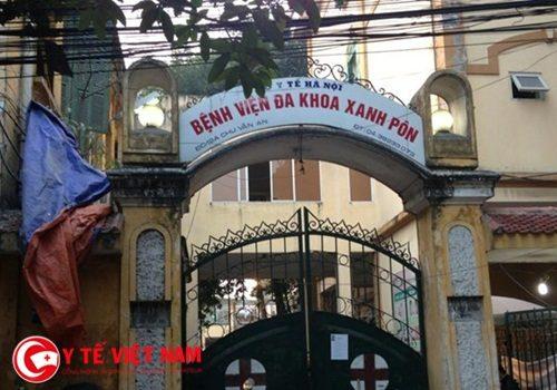 Bác sĩ của bệnh viện Xanh Pôn bị người nhà bệnh nhi hành hung dã man