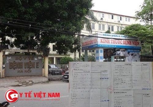 Bệnh viện E: Lãnh đạo khẳng định không bán giấy khám sức khoẻ