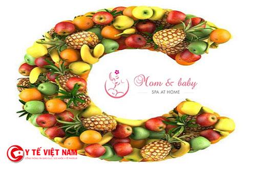 Vitamin C giúp chị em chống lão hóa da hiệu quả