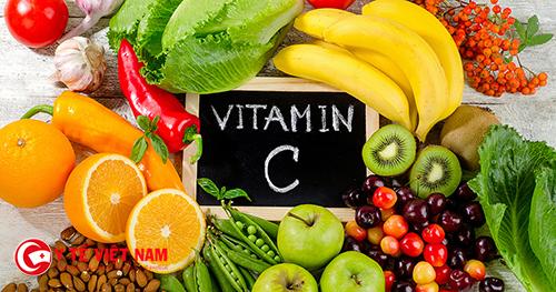 Sử dụng vitamin C giúp chăm sóc da hiệu quả