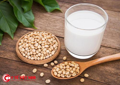 Đậu nành giúp bổ sung collagen cho phụ nữ