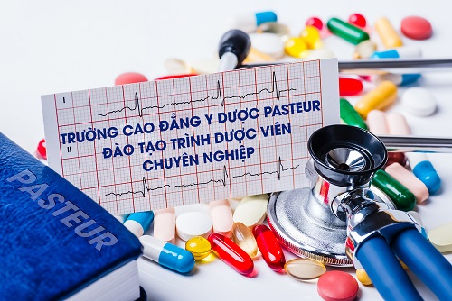Mã ngành Cao đẳng Dược tại Trường Cao đẳng Y Dược Pasteur