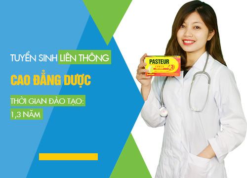 Học Liên thông Cao đẳng Dược tại Trường Cao đẳng Y Dược Pasteur có tốt?