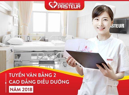Những ai có thể đăng ký học Văn bằng 2 Cao đẳng Điều dưỡng Hà Nội năm 2018