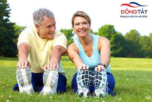 Để phòng ngừa ĐTĐ, người bệnh cần thường xuyên tập thể dục.
