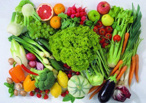 Thực phẩm giàu chất xơ giảm viêm loét đường tiêu hóa