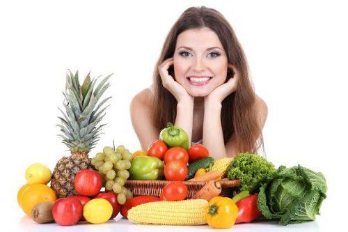 Chị em nên ăn tăng cường trái cây