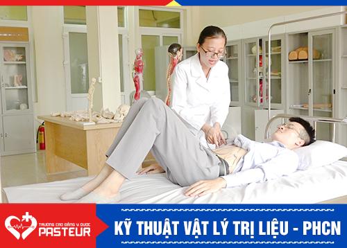 Địa chỉ học ngành Kỹ thuật Vật lý trị liệu và PHCN tại Hà Nội