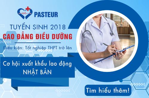 Cơ hội XKLĐ Điều dưỡng sang Nhật Bản khi học Trường Cao đẳng Y Dược Pasteur