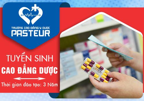Trường Cao đẳng Y Dược Pasteur là địa chỉ đào tạo Cao đẳng Dược uy tín