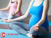 """Yoga vừa giúp tăng cường sức khỏe lại hỗ trợ mẹ """"vượt cạn"""" dễ dàng"""
