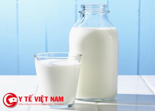 Chuyên gia dinh dưỡng hướng dẫn chọn sữa phù hợp với tình hình cơ thể