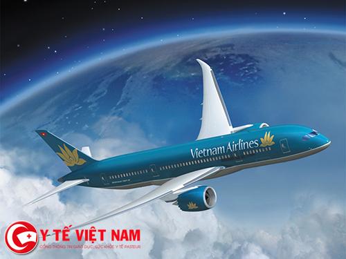 Hãng hàng không Vietnam Airlines miễn phí vận chuyển tạng
