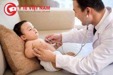 Tình trạng trẻ mắc bệnh đường hô hấp ngày càng gia tăng