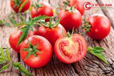 Cà chua là một nguồn vitamin C cực tốt