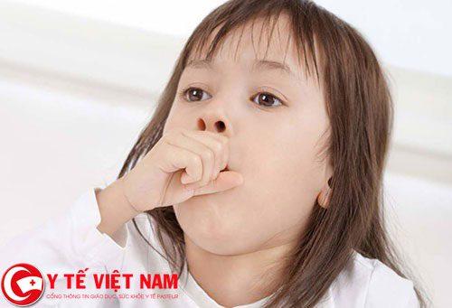 Hoạt chất dextromethorphan không dùng cho bé dưới 2 tuổi