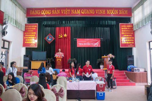 Phong trào hiến máu tình nguyện nhân rộng trong sinh viên
