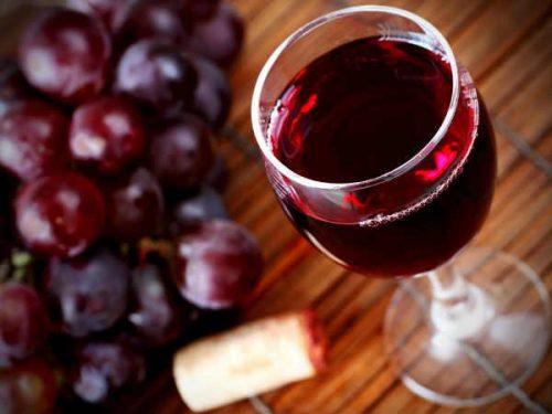 Rượu nho rất tốt cho sức khỏe