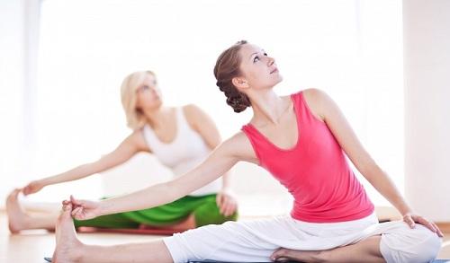 Tập Yoga mang lại nhiều lợi ích cho sức khỏe và sắc đẹp