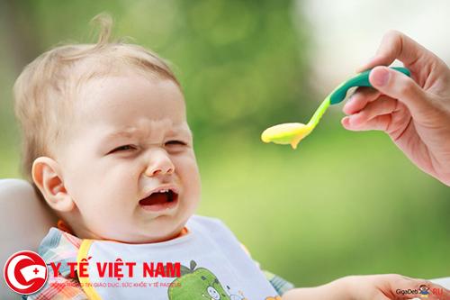 Tình trạng biếng ăn ở trẻ nhỏ xuất hiện ở mỗi gia đình