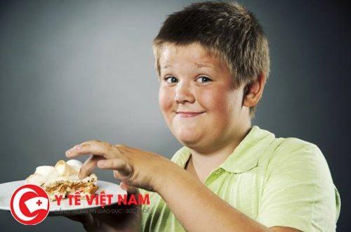 Tác hại của bệnh béo phì ở trẻ em