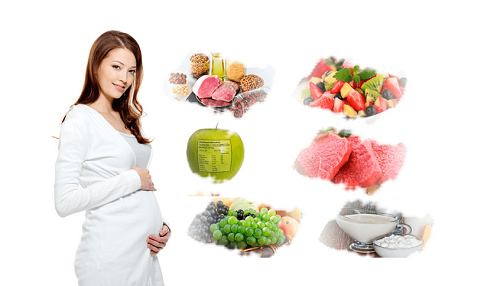 Chế độ dinh dưỡng trong các giai đoạn của thời kỳ mang thai