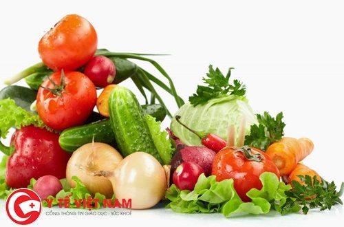 Chế độ dinh dưỡng hợp lý là điều vô cùng quan trọng đối với bệnh nhân tăng huyết áp