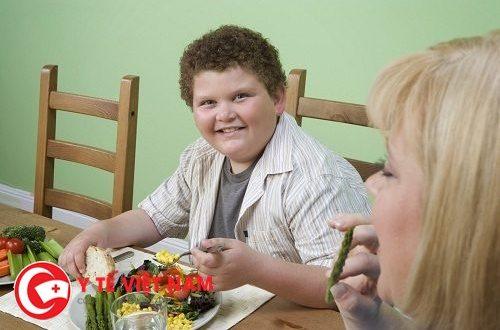 Nguyên nhân và cách phòng tránh bệnh béo phì của trẻ em