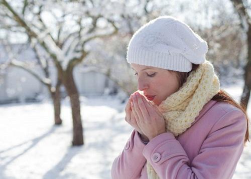 Những bệnh thường gặp vào mùa đông và cách phòng tránh