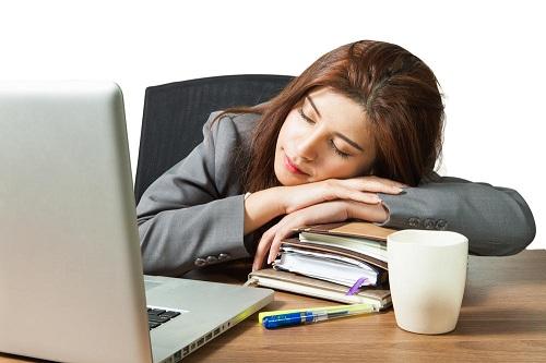 Những sai lầm thường mắc phải khi ngủ trưa