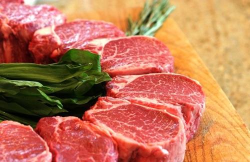 Không nên ăn quá nhiều thịt đỏ