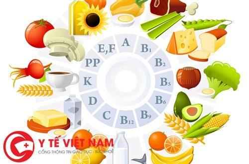 Nhu cầu khuyến nghị các Vitamin dành cho phụ nữ mang thai và mẹ cho con bú