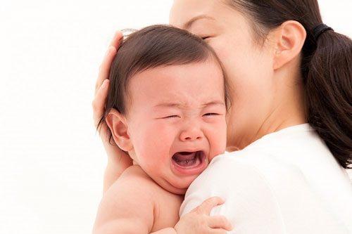 Trẻ thường xuyên bị rối loạn đường tiêu hóa