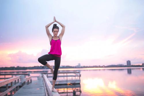 Yoga tăng cường sức dẻo dai của cơ thể