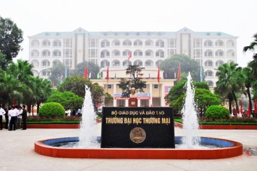 Trường Đại học Thương Mại thông báo phương án tuyển sinh năm 2019