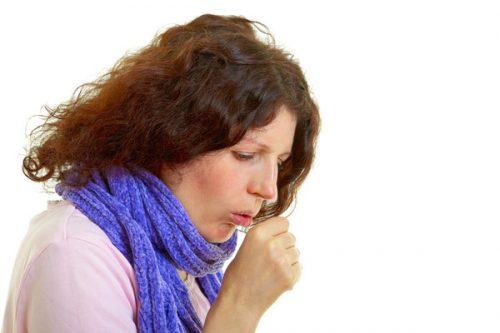 Nhiễm khuẩn đường hô hấp dưới là một trong những nguyên nhân gây ho