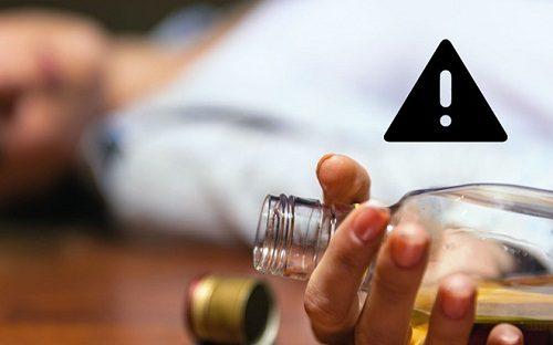 Dấu hiệu cảnh báo người say rượu cần được cấp cứu gấp