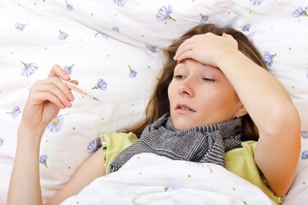 Mẹ bầu có thể sử dụng lá bạc hà để hạ sốt