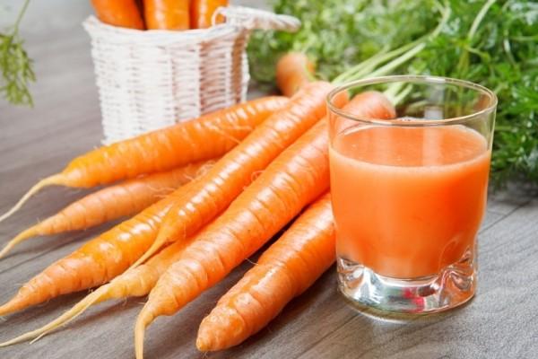 Tẩy giun bằng cà rốt
