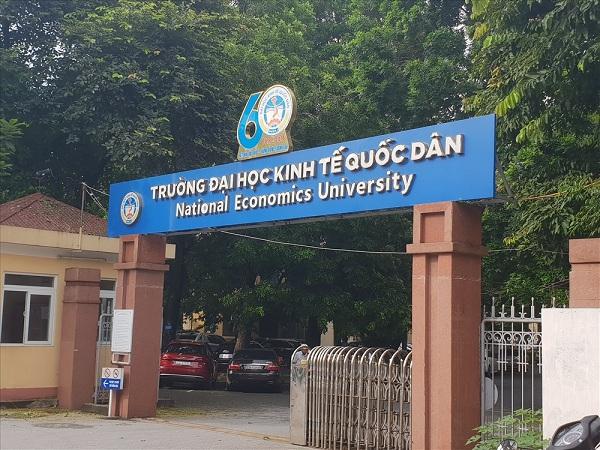 Thông tin tuyển sinh vào Trường Đại học Kinh tế Quốc dân năm 2019