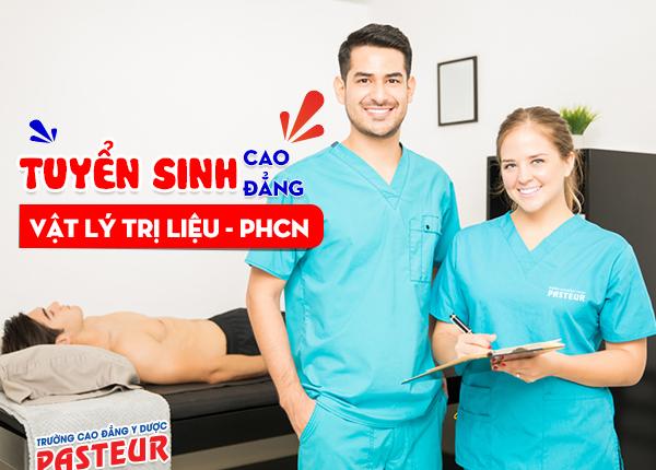 Học Cao đẳng Vật lý trị liệu ở đâu tại Hà Nội?
