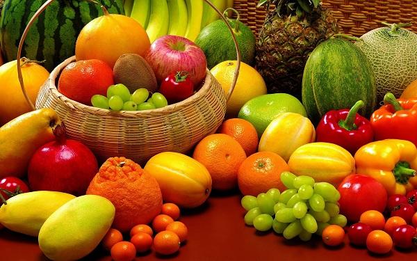 Bổ sung các loại trái cây tươi vào khẩu phần ăn cho trẻ