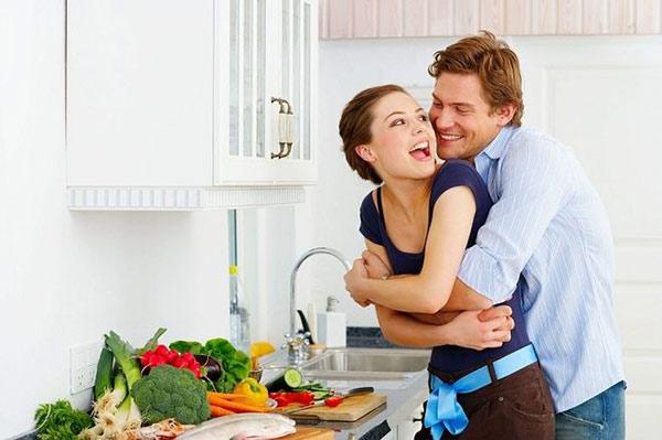 Chế độ dinh dưỡng giúp tăng khả năng thụ thai