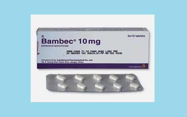 Thuốc Bambuterol là thuốc gì và liều dùng như thế nào?