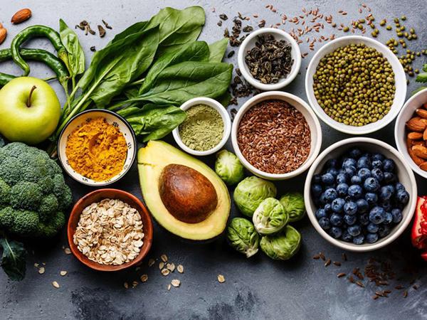 Chế độ ăn chay khoa học giúp cơ thể luôn khỏe mạnh