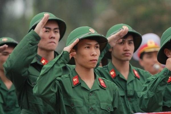 Các trường quân đội công bố chỉ tiêu điểm xét tuyển bổ sung năm 2019