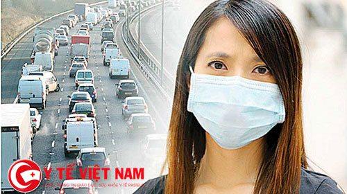Ô nhiễm ôi cũng là nguyên nhân gây rụng tóc của bạn