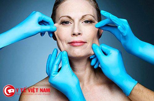 Căng da mặt nội soi được thực hiện an toàn